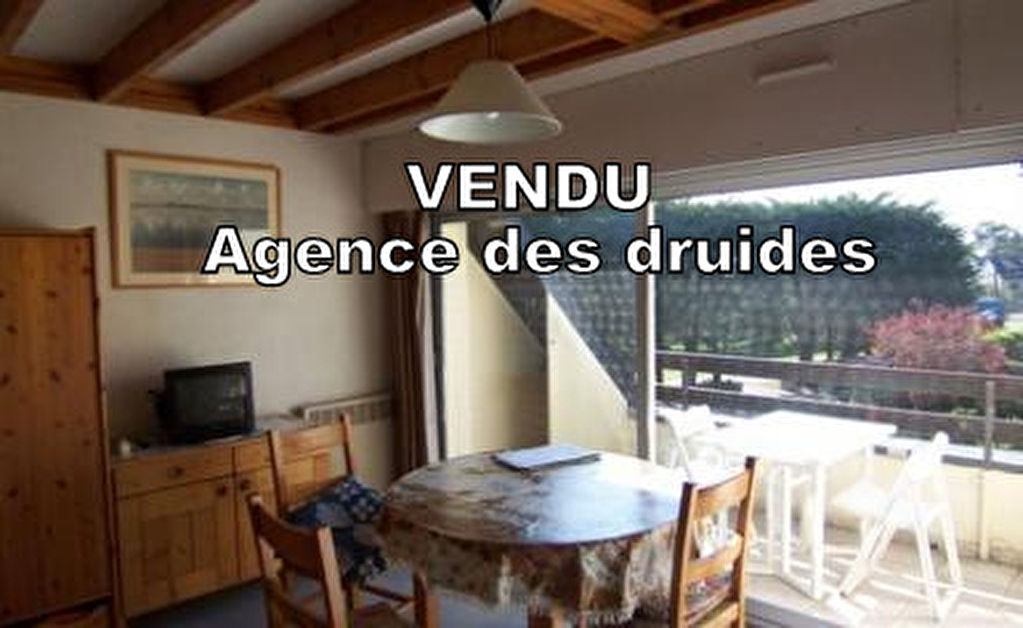 Achat vente appartement 2 chambres  immobilier CARNAC 56340