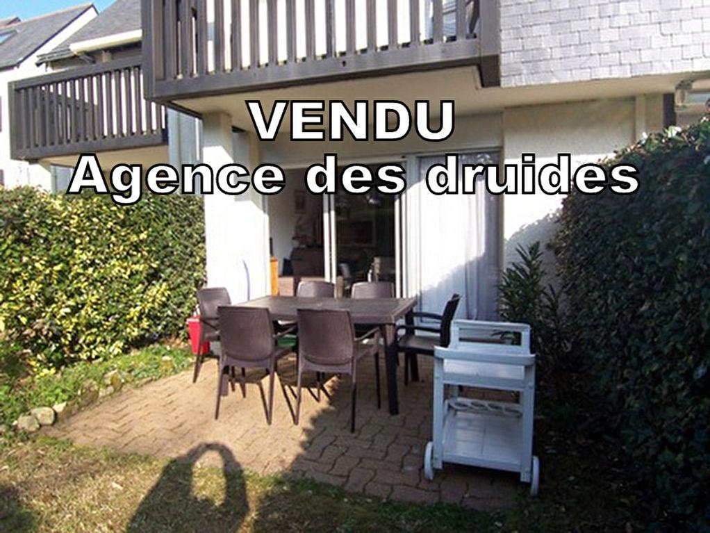 Achat vente appartement  2 Pieces Rez de chaussée immobilier CARNAC 56340