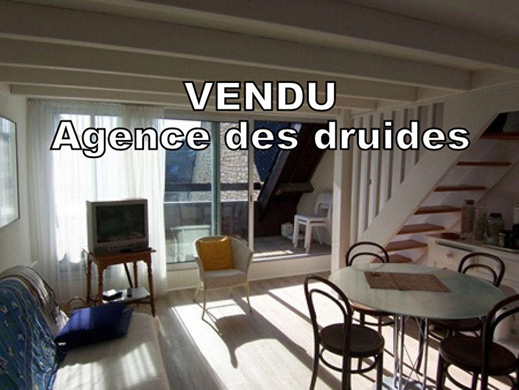 Achater vendre immobilier Studio appartement 2 pièces Carnac 56340