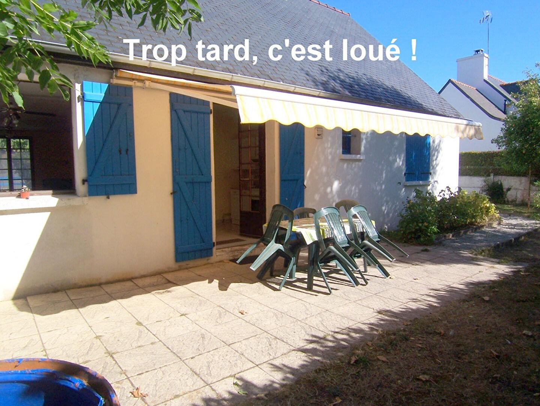 Maison La Trinite Sur Mer 4 pièce(s) 80 m2