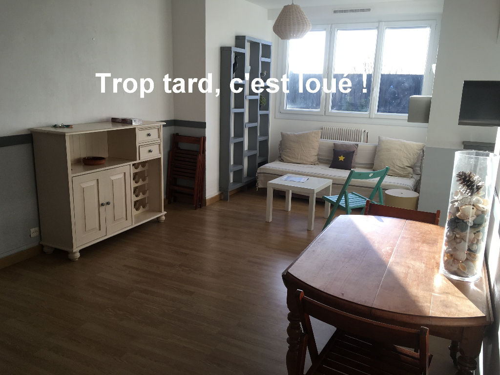 Appartement duplex meublé Carnac 4 pièce(s)  70 m2