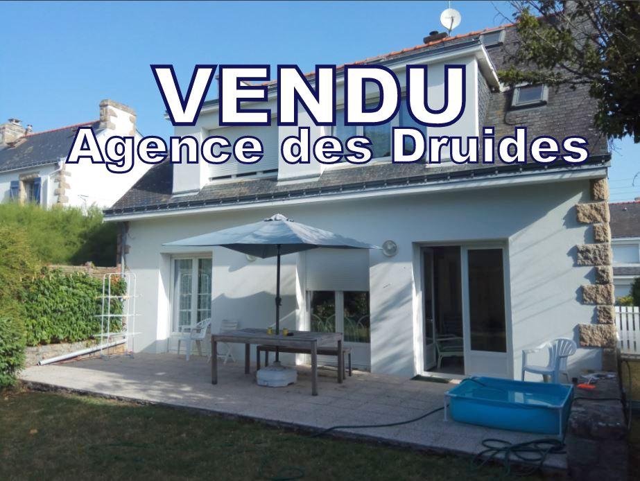 Achat vente maison 4 chambres Carnac  plage Legenses 56340