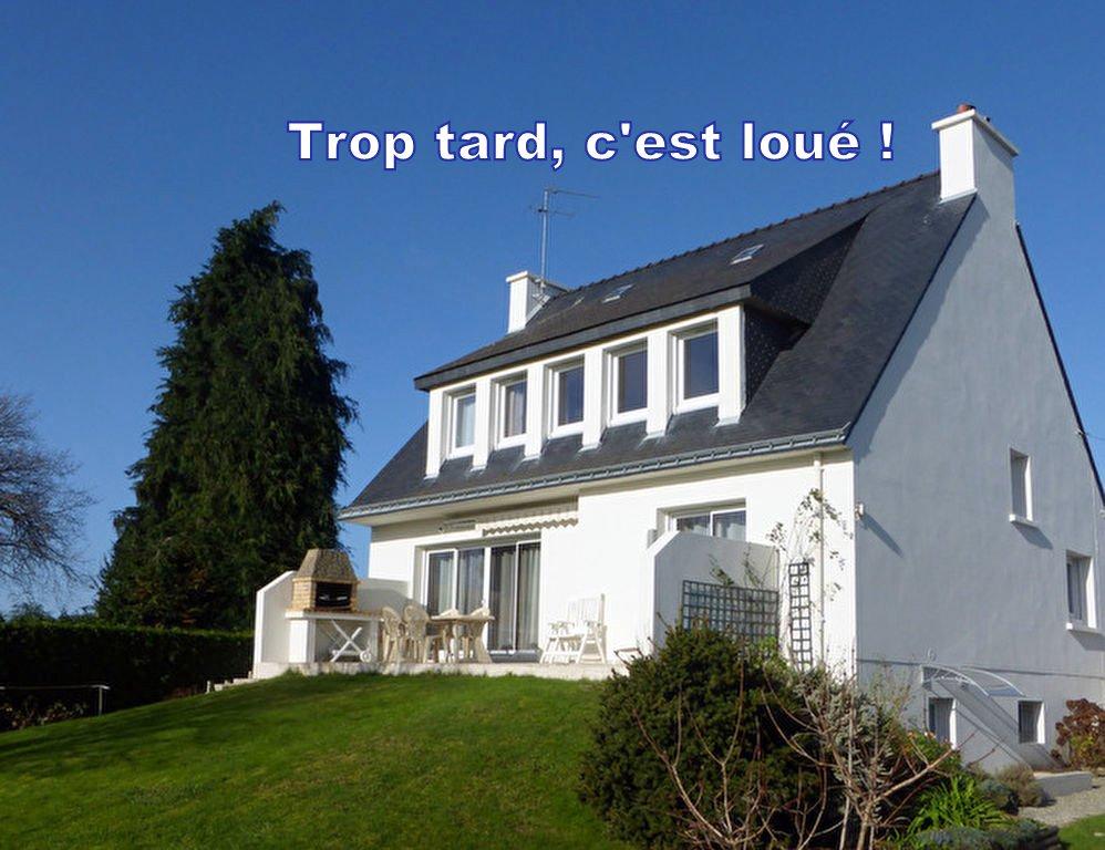 CARNAC A LOUER A L'ANNEE Maison T6 145M² SUR 900M² DE TERRAIN