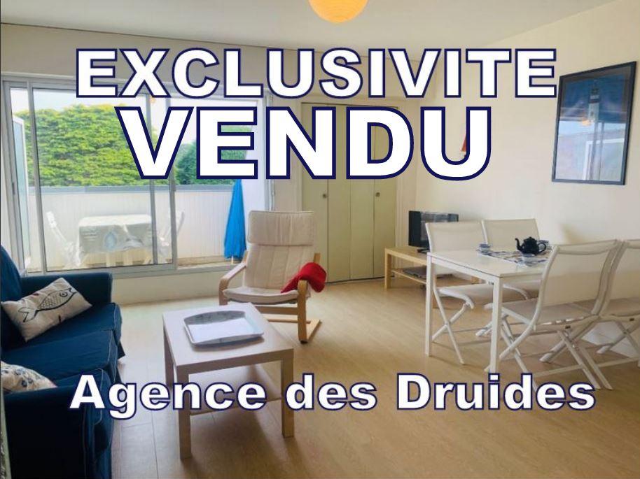 A Vendre Carnac  - Bel Appartement 3 pièces - 53m²  proche plage