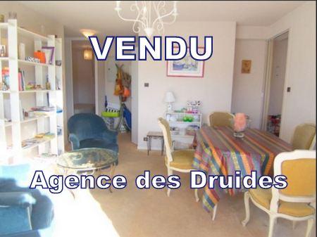 VENDU  Appartement T3 + cabine CARNAC 56340