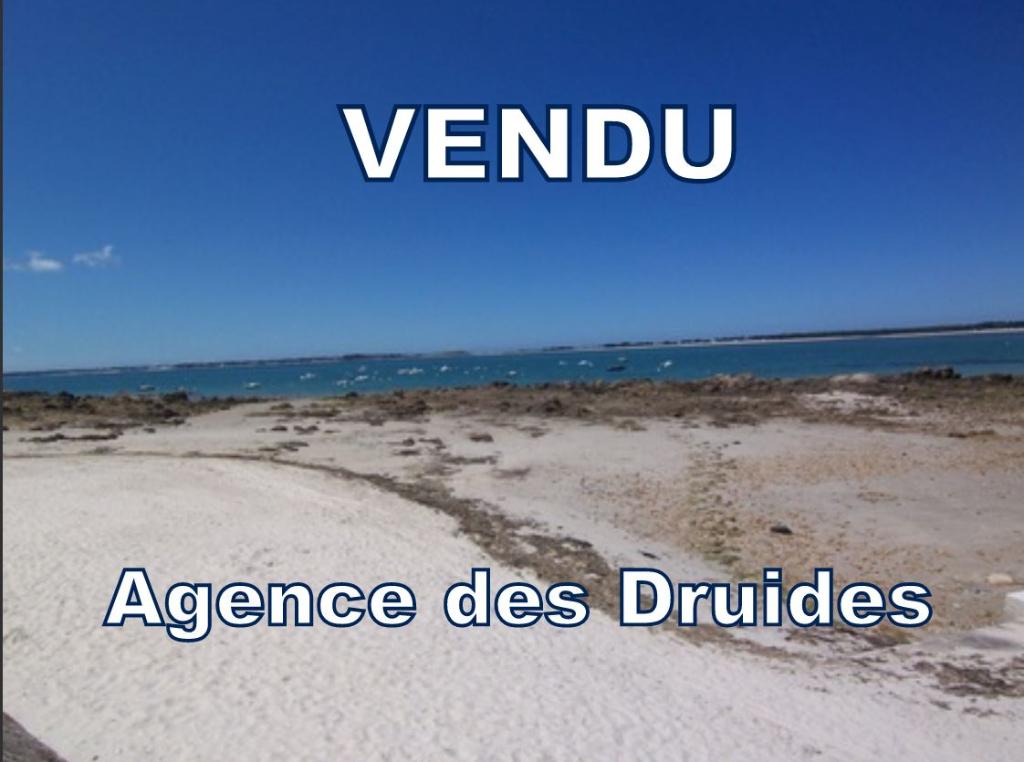 Vendu  -  Acheté - Appartement Carnac 2 pièce(s) 36 M²  RDC FACE MER  - 56340