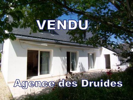 VENDU Maison 4 chambres proximité tous commerces et services 56340 CARNAC
