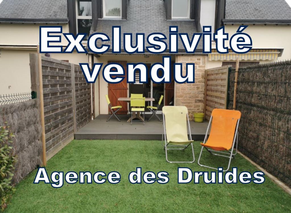Achat vente maisonnette appartement 3 pièce(s) CARNAC 56340