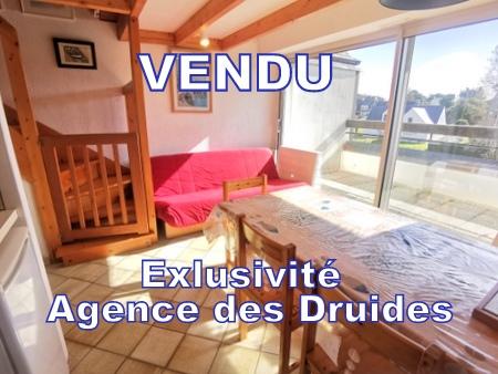 Achat vente Appartement Carnac 56340  2/3 pièce(s)