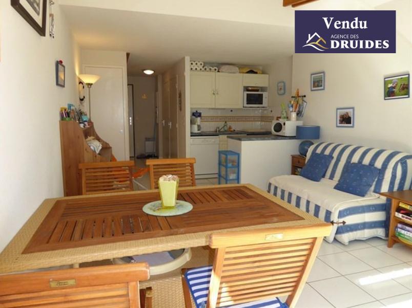 Achat vente appartement T3 CARNAC 56340