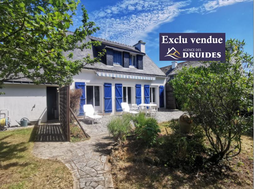 Achat vente maison 3 chambres 56340 CARNAC