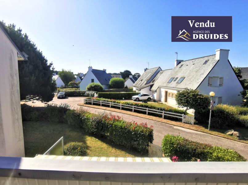 ACHAT VENTE 3 PIECES DUPLEX IMMOBILIER CARNAC 56340