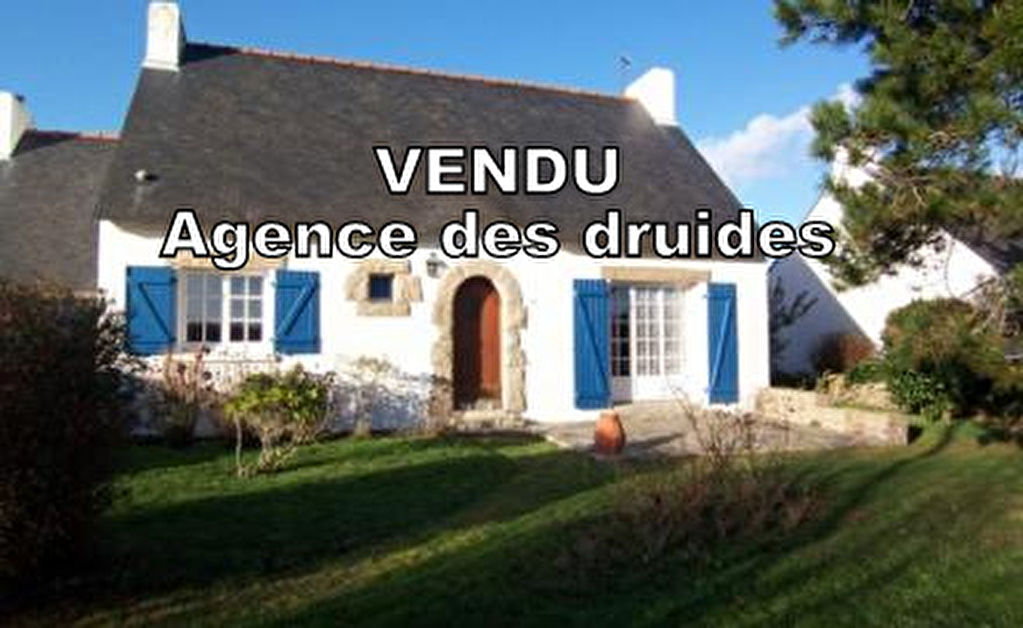 Achat vente immobilier Carnac -  maison 4 chambres - 56340