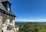 PORDIC, pointe, maison à vendre avec vue mer