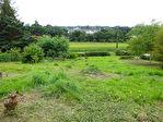 Région Gouarec - terrain constructible à viabiliser sur parcelle d'environ 2000 m²