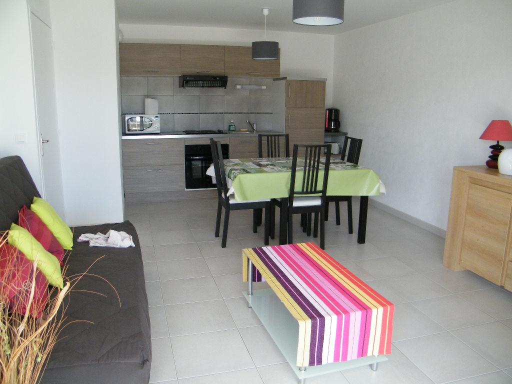 Appartement  2 pièce(s) Proche plages
