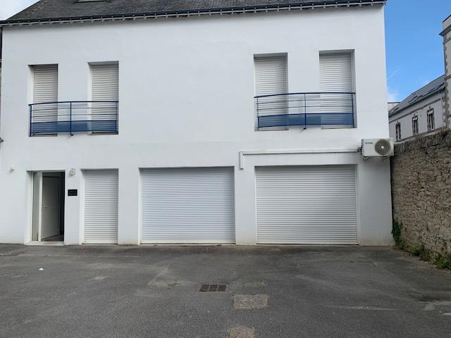 A louer Bretagne Morbihan Pontivy grand local commercial