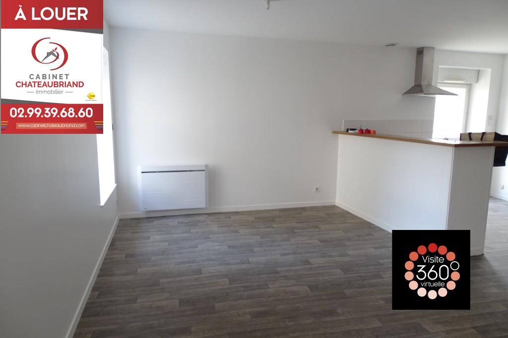 Appartement Saint Aubin D Aubigne 4 pièce(s) 83 m2