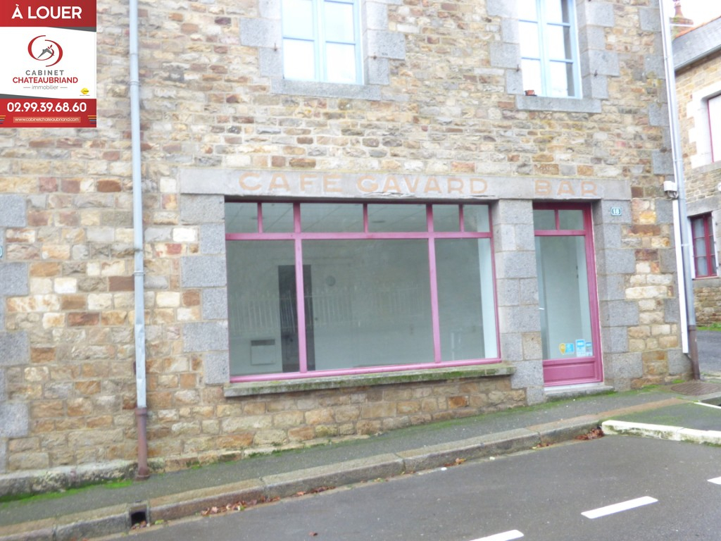 Local commercial Gahard 33 m2