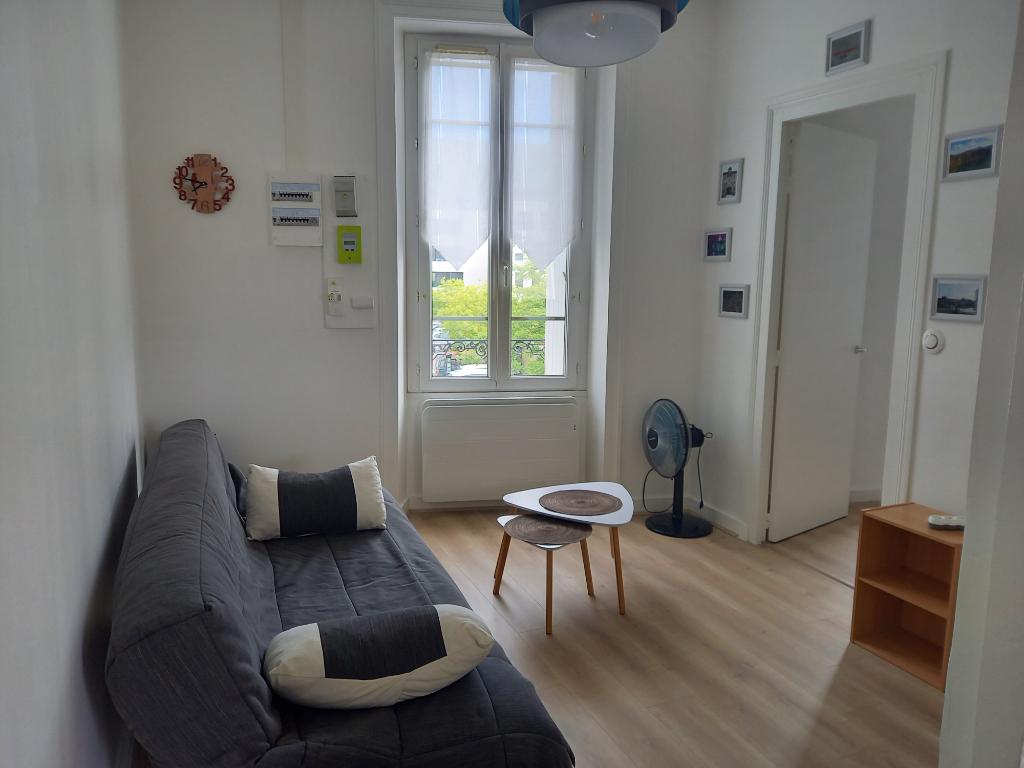 Appartement Saint Malo 2 pièce(s) 37.5 m2