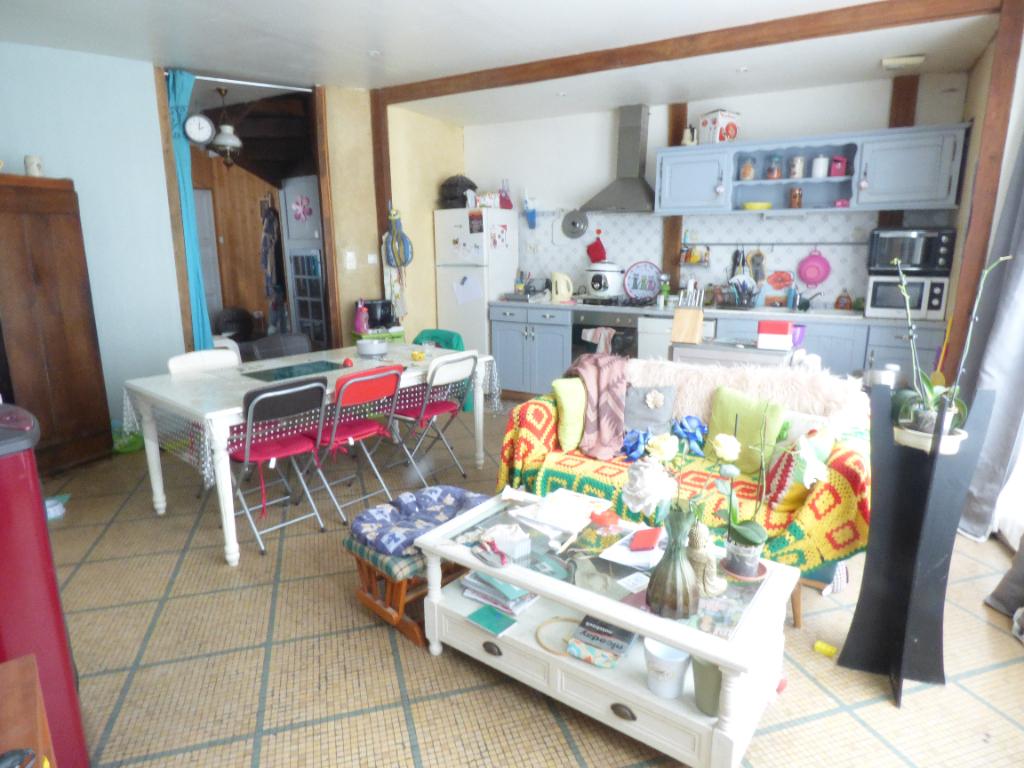 Maison à vendre Trans La Foret 4 pièce(s) 2 chambres, un bureau