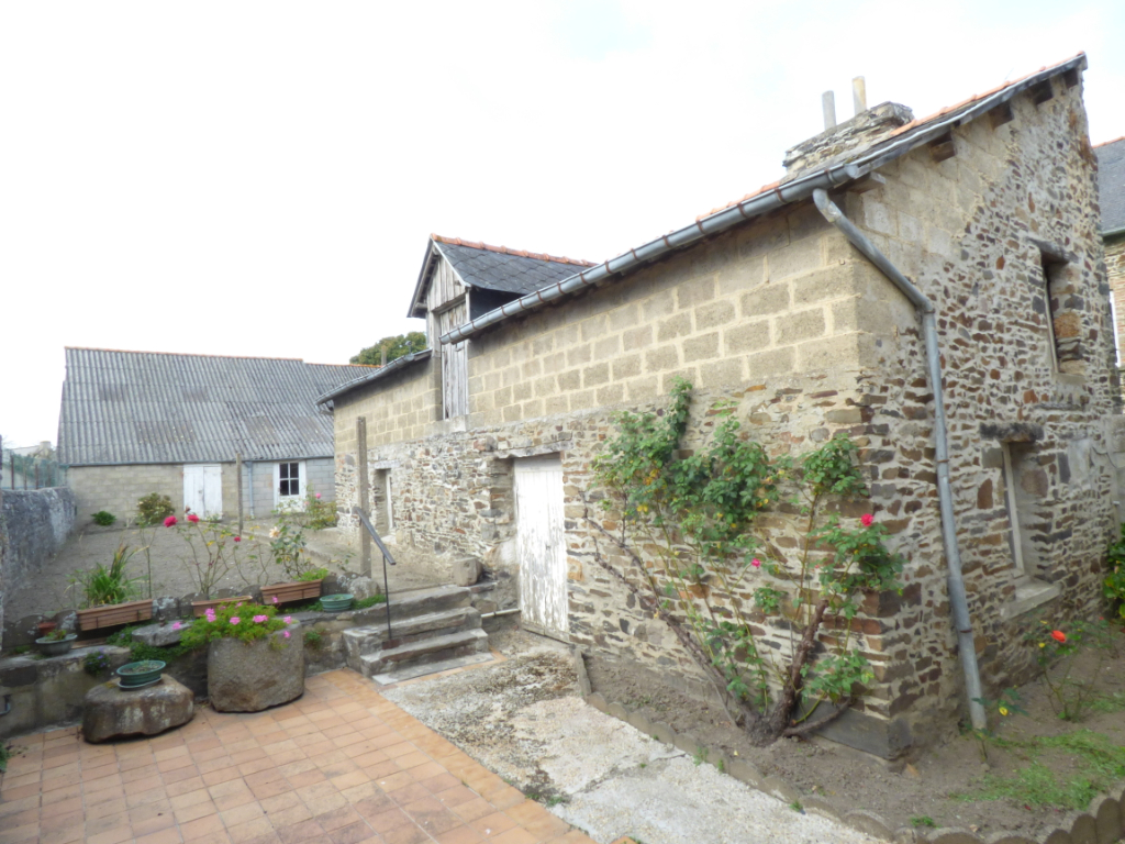 Maison à vendre Dol De Bretagne 6 pièces, 3 chambres
