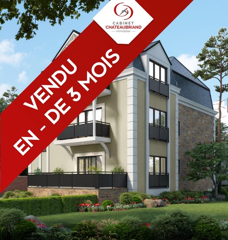 VENDU PAR NOS SOINS Appartement Saint Malo 4 pièce(s) 95 m2