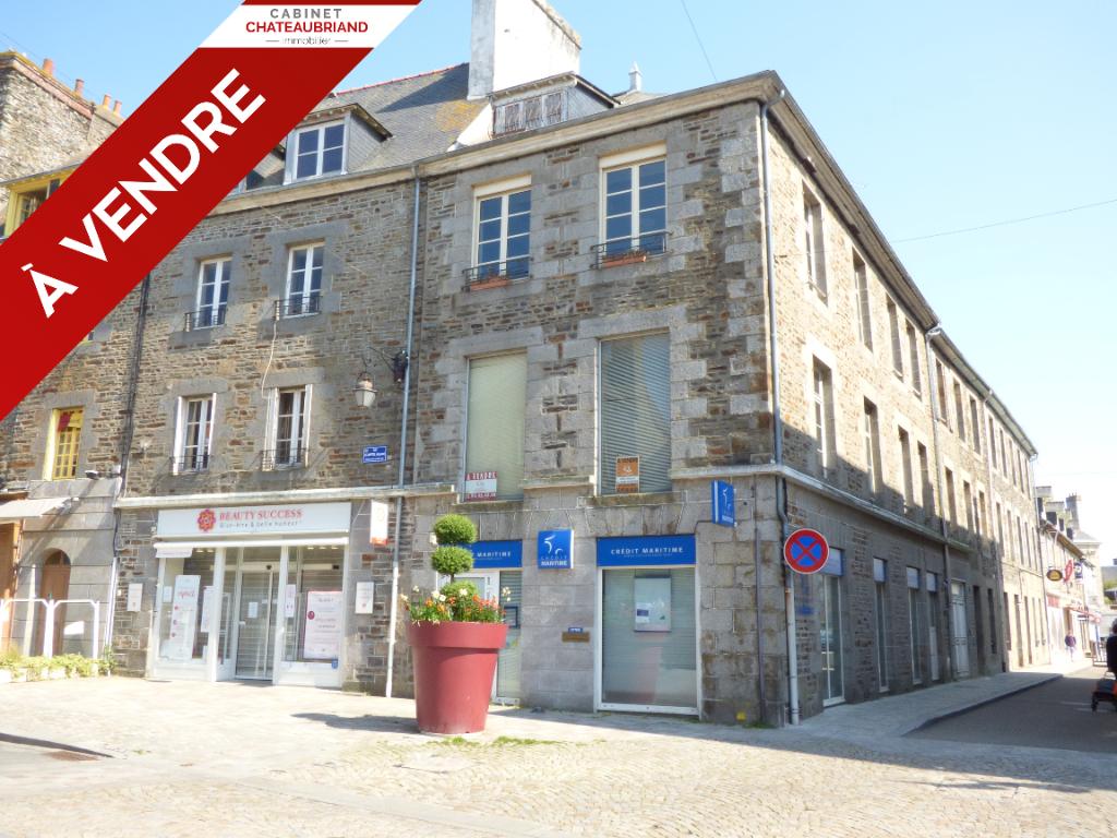 Immeuble à vendre Dol De Bretagne 13 pièce(s) 610 m2