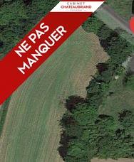 Terrain à bâtir 10 MIN SENS DE BRETAGNE  surface de + de 2000 m²