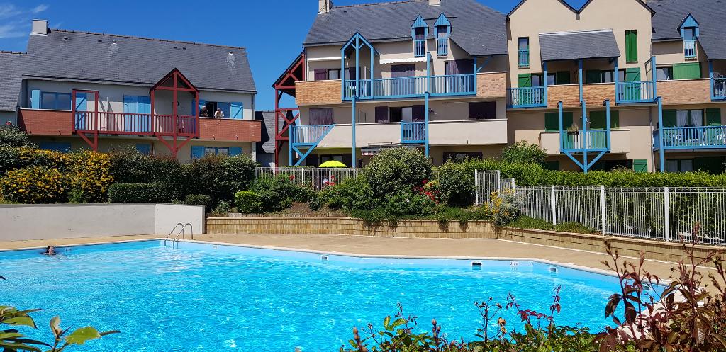 Appartement Saint Malo 2 pièce(s) 26.74 m2