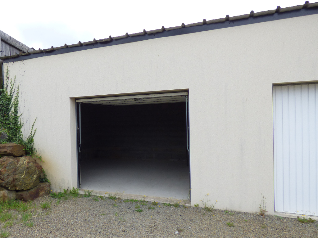 Garage de 20m² - Baguer Pican