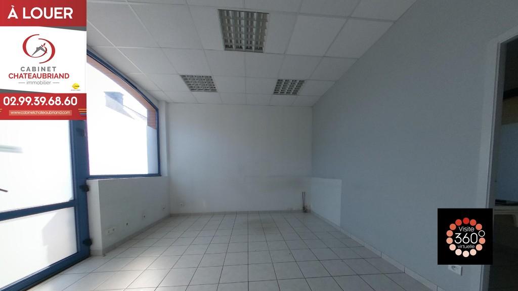 Local commercial Sens De Bretagne 4 pièce(s) 54 m2