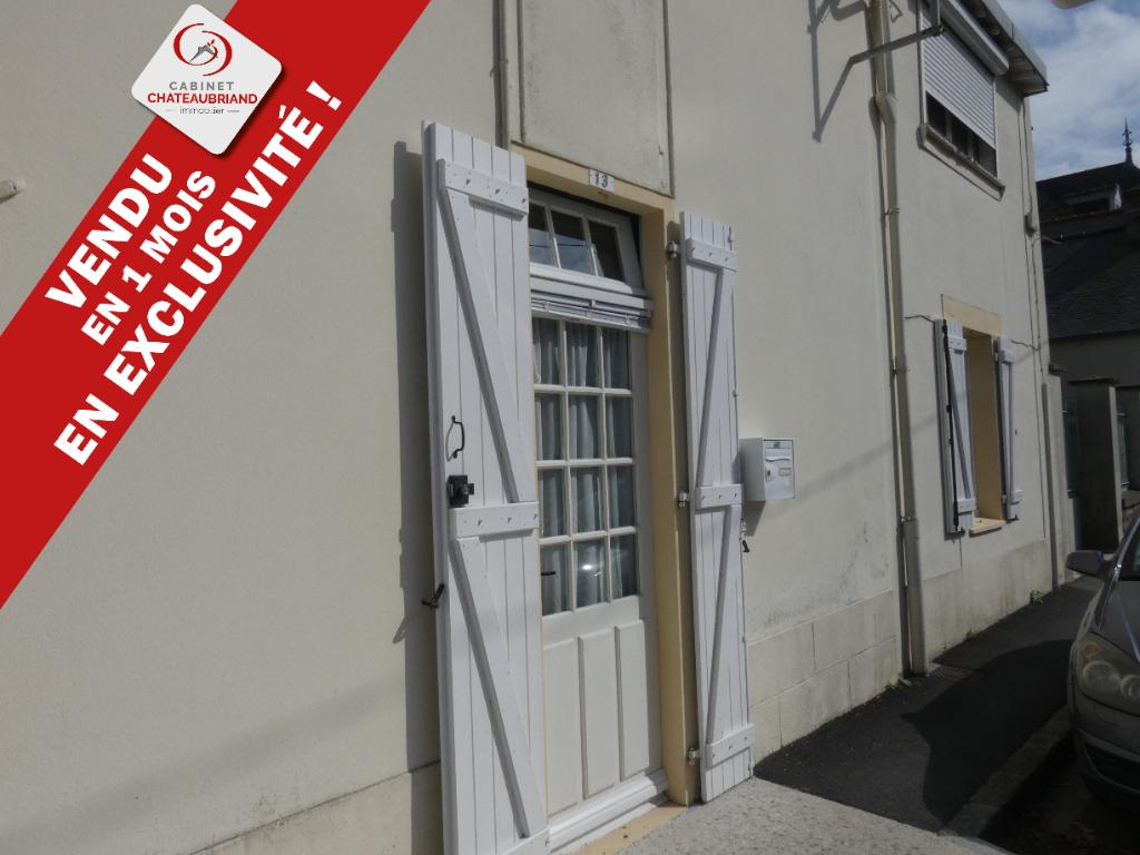 Appartement Saint Malo 2 pièce(s) 33 m2
