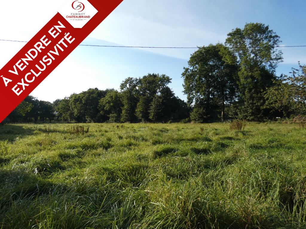 EXCLUSIVITÉ terrain constructibles de 1200 m².