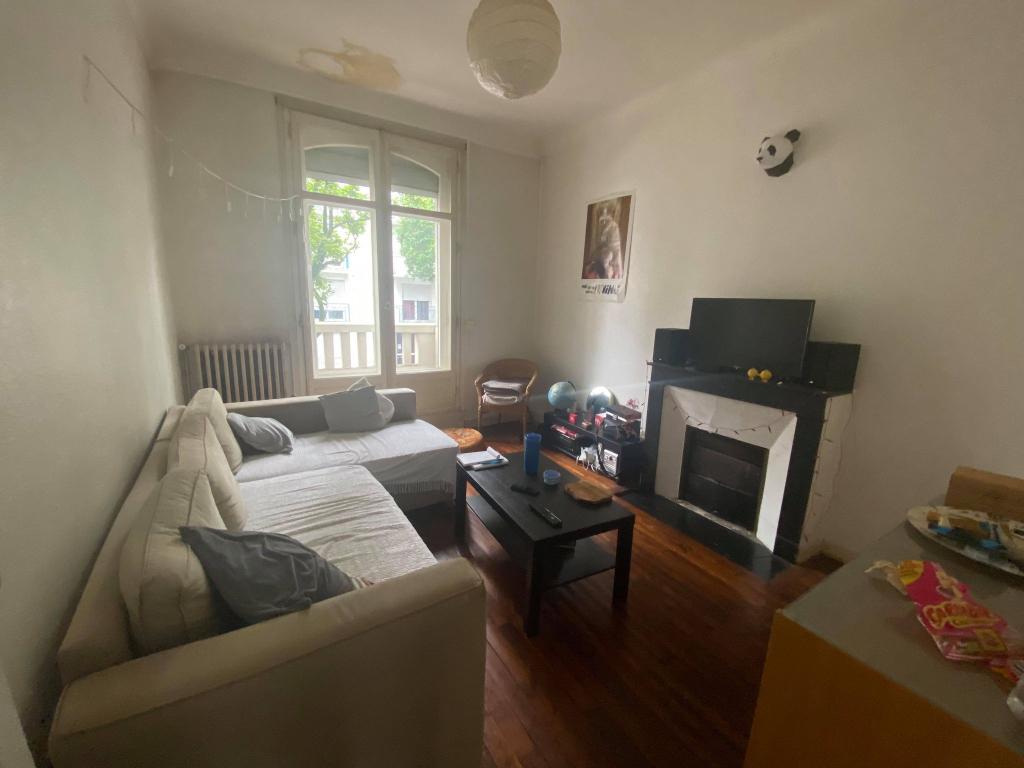 A louer Nantes Paul Bellamy 44, appartement T3, 2 chambres