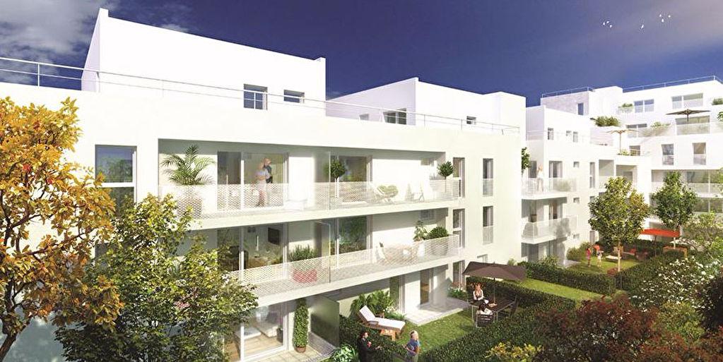 RENNES Saint-Hélier - Appartement 3 pièce(s) 66.44 m2