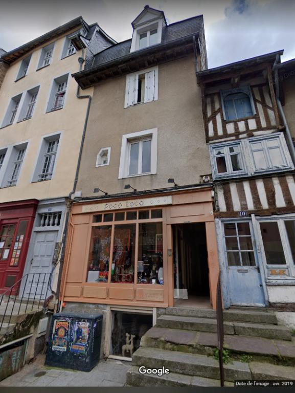 Appartement Rennes 2 pièce(s) 52 m2
