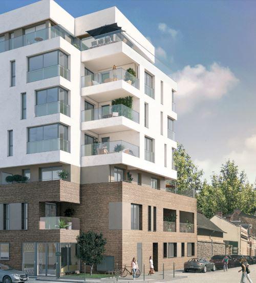 RENNES Centre-Ville - Appartement 1 pièce 21 m2