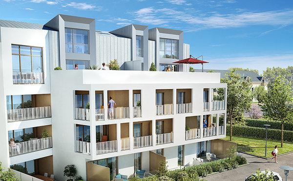 Appartement Cesson Sevigne 5 pièce(s) 99.70 m²