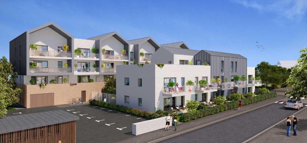 Appartement Acigné 2 pièce(s) 44 m2