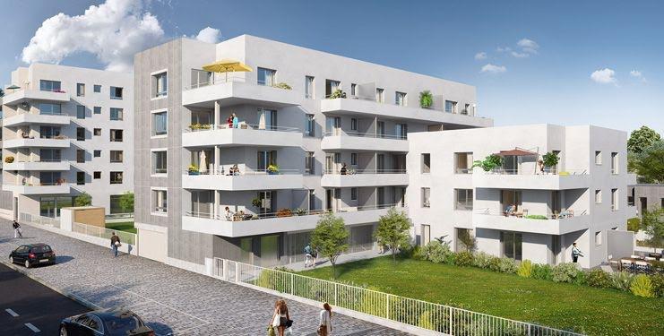 CESSON SEVIGNE - Appartement 4 pièces de 84.3 m²