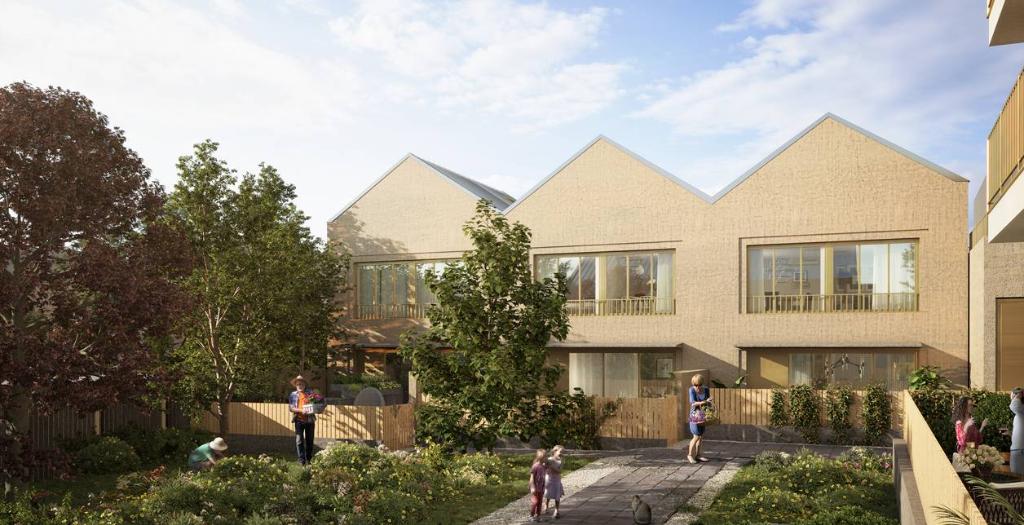 RENNES Sacré-Coeur - Maison Neuve de 82.79 m²
