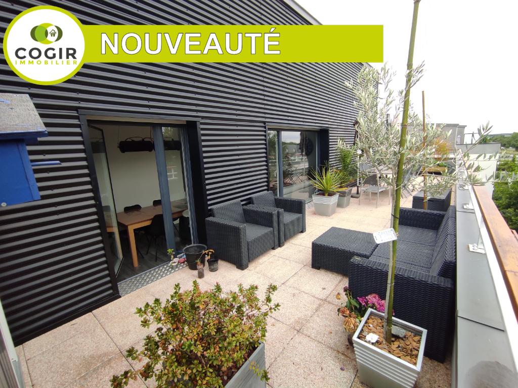 Appartement Le Rheu 4 pièces 77 m2