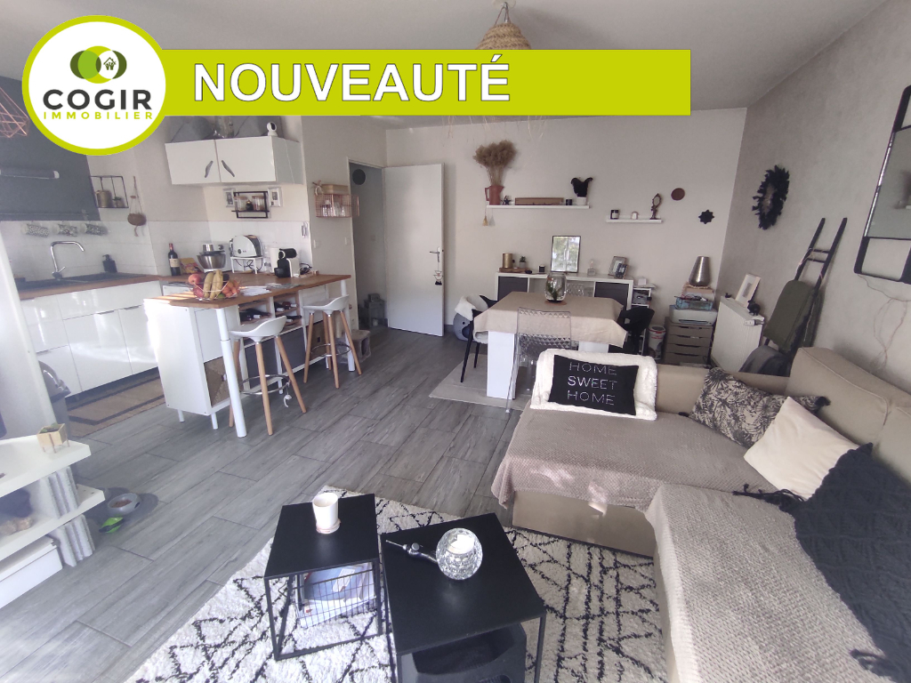 Appartement Rennes 2 pièces 52 m2