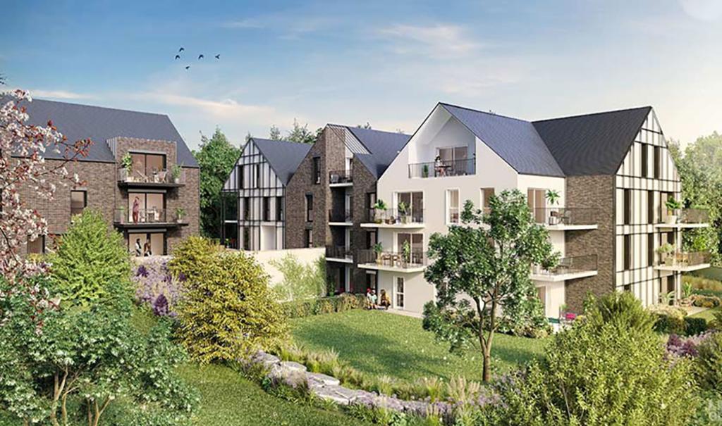 DINARD - T1 de 30.80 m² avec balcon de 6 m²