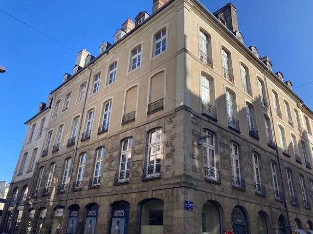 Bureaux Rennes 95,25 m² carrez