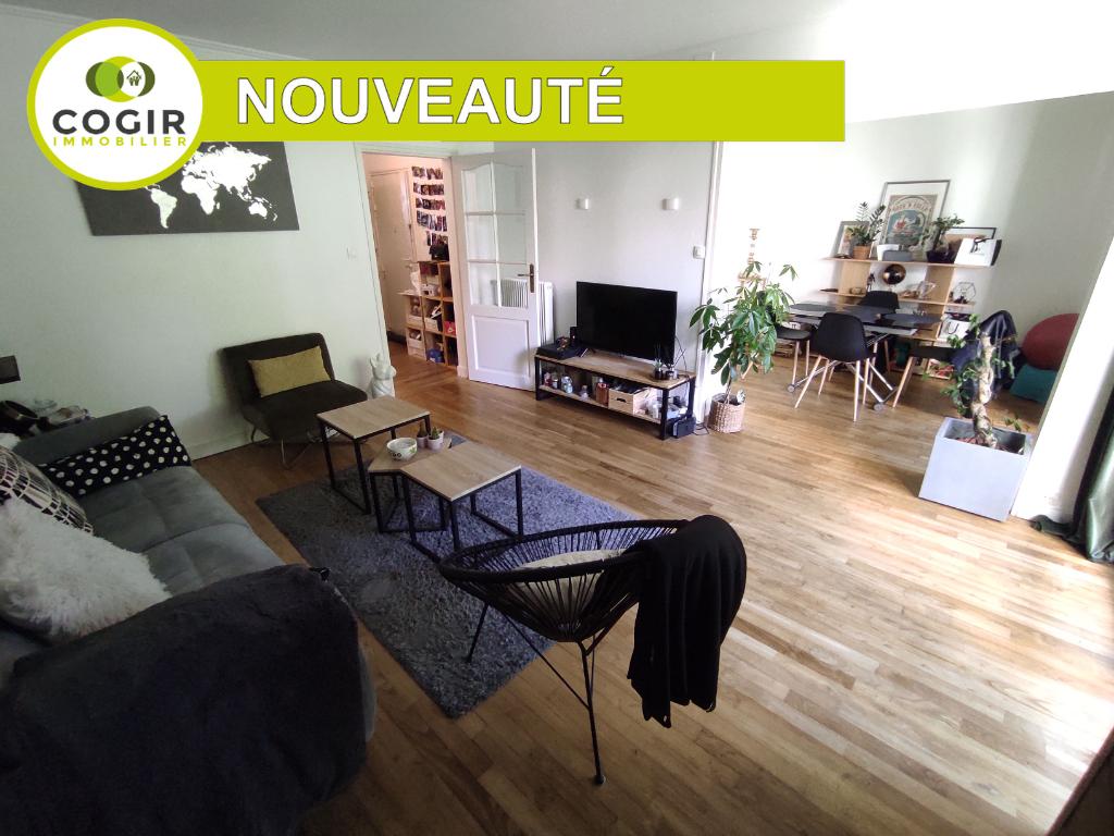 Appartement Rennes 4 pièces 73.29 m2