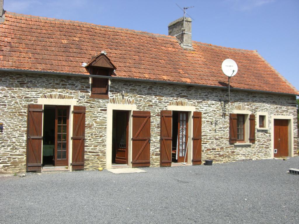 Maison Le Molay Littry 3 pièce(s) 55 m2