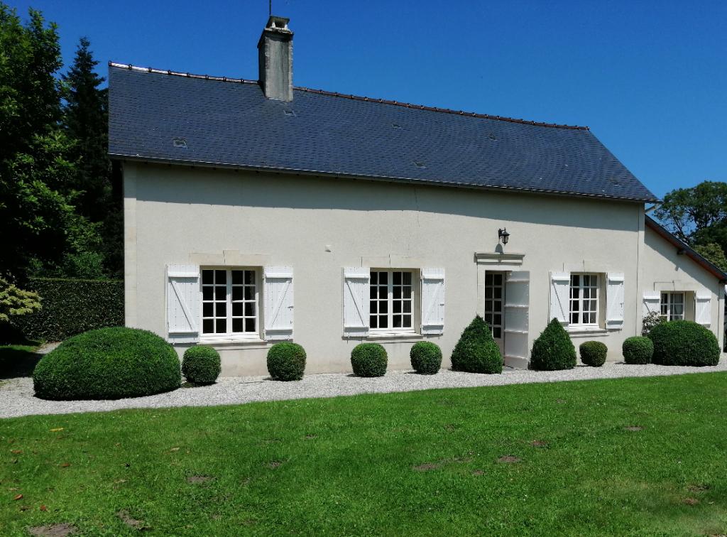 Maison Le Breuil En Bessin 5 pièce(s) 90 m2