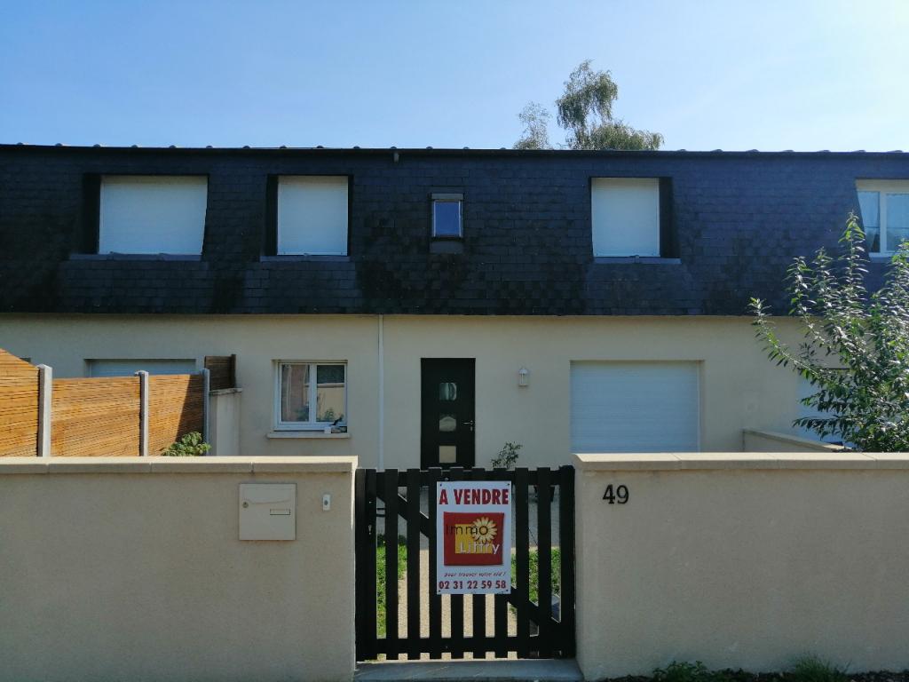 Maison Proche Caen 4 pièce(s) 81.38 m2